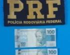 PRF prende grupo que tentou repassar notas falsas em Santo Antônio da Patrulha