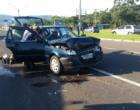 Colisão envolve dois veículos na RS-030 em Osório
