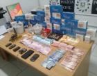 Idoso é preso com quase 9 mil maços de cigarros contrabandeados em Cidreira