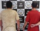 Suspeitos de assaltos com uso de violência são presos em Imbé