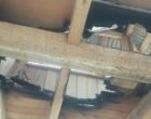 Vândalos danificam guarita de guarda-vidas em Cidreira
