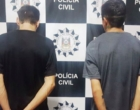 Homens são presos em flagrante por tráfico de drogas e associação ao tráfico em Torres