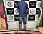 Homem realiza disparos com arma de fogo durante jogo do Grêmio e é preso