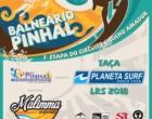 Campeões de 2017 confirmados na primeira etapa do Circuito Gaúcho de Surf Amador em Balneário Pinhal
