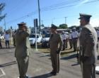 Empossado novo comandante do Pelotão de Imbé da Brigada Militar