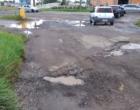 Internauta reclama de péssimas condições de rua em Tramandaí