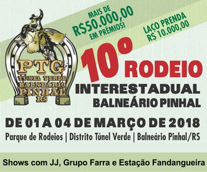 Rodeio de Balneário Pinhal
