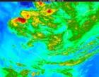 Inmet e Defesa Civil emitem alerta de temporal nesta segunda-feira no Litoral Gaúcho
