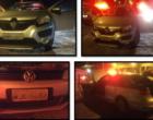 Interceptada em Osório, quadrilha de SC que buscava carros roubados e clonados