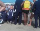 Morre homem que se afogou no mar de Nova Tramandaí