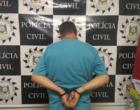 Enteado é preso após agredir covardemente idoso em B. Pinhal