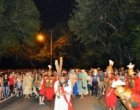 Via Sacra no Morro da Borússia reúne milhares de fiéis em Osório