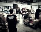 Mulher é presa e cinco toneladas de alimentos impróprios apreendidos em mercado de Osório
