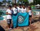 Equipe de Aquathlon de Osório conquista boas colocações em competição em Novo Hamburgo