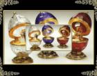 Ovos imperiais Fabergé - Jayme José de Oliveira