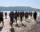 1º Aquatlon leva vários atletas para competir no balneário da Lagoa dos Barros