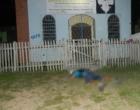 Homem é executado à tiros em frente a igreja em Osório
