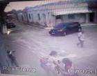 Quadrilha ataca agência lotérica em Mostardas