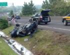 Motorista na contramão provoca mortes de bebê e mulher na BR-101