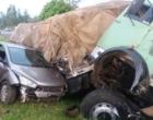 Caminhoneiro morre em acidente na BR 101