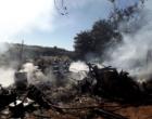 Incêndio destrói residência em Santo Antônio da Patrulha
