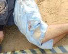 Corpo de homem morto a tiros é encontrado ao lado de bilhete em Tavares