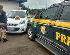 PRF apreende grande quantidade de drogas escondida em painel de veículo na BR-101