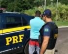 BR-101: preso foragido que vinha veranear no Litoral