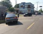 Colisão envolve dois veículos em Osório