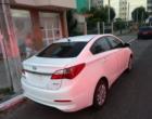 Foragido é preso em carro roubado passando notas falsas em Tramandaí