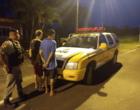 Criminosos sofrem acidente após tentar fugir pela contramão na Estrada do mar
