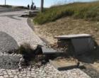 Vandalismo no calçadão de Capão da Canoa gera prejuízo de R$ 3,3 mil