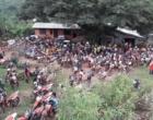 9º Passeio Moto Trilha acontece no Morro da Borússia