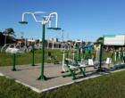 Praça do Bairro Panorâmico recebe Academia ao ar livre em Osório