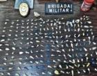 Quatro pessoas são presas e duas adolescentes apreendidas em Mostardas e Tavares