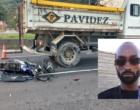 Morre motociclista que se envolveu em acidente com caminhão em Osório
