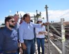 Obras de R$ 410 milhões para saneamento no Litoral Norte são celebradas por Alceu Moreira