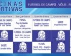 Balneário Pinhal oferece oficinas esportivas para estudantes