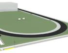 Arroio do Sal contará com pista de atletismo