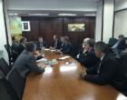 Alceu Moreira pede apoio de ministro para projeto do porte de armas para agricultores