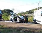 Morre segunda vítima de acidente envolvendo caminhão na ERS-030