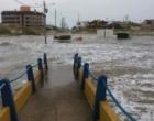 Marinha alerta para vento forte e previsão de ressaca no Litoral Gaúcho
