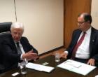 Alceu Moreira se reúne com ministro para sensibilizar sobre aumento dos combustíveis