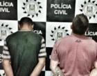 Homens são presos por extorsão em Mostardas