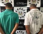 Repressão aos crimes de homicídio e tráfico de drogas resulta em duas prisões em São José do Norte