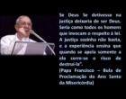 Justiça e misericórdia - Jayme José de Oliveira