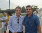 Sob o olhar de Paulo César Carpegiani, Leão do Litoral vence a primeira na Segundona Gaúcha