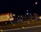 Homem é baleado em avenida de Osório