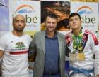 Imbé tem campeão brasileiro de Jiu-Jitsu