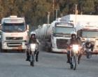 Brigada Militar já escoltou mais de 70 caminhões com combustível, gás e ração